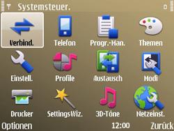 Nokia E72 - WLAN - Manuelle Konfiguration - Schritt 4