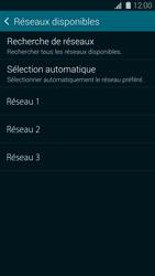 Samsung Galaxy S 5 - Réseau - Sélection manuelle du réseau - Étape 9