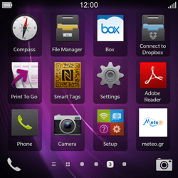 BlackBerry Q10 - Software - Installing software updates - Step 3