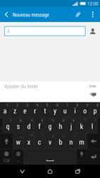 HTC One M8 - MMS - envoi d'images - Étape 5