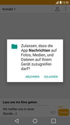 LG G5 SE - MMS - Erstellen und senden - 18 / 25
