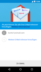 Motorola Moto G 3rd Gen. (2015) - E-Mail - Konto einrichten - Schritt 25
