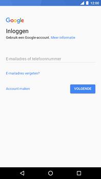 Nokia 6 (2018) - E-mail - Handmatig instellen (gmail) - Stap 8