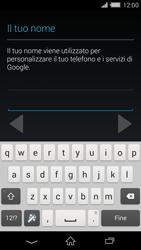 Sony Xperia Z2 - Applicazioni - Configurazione del negozio applicazioni - Fase 7