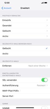 Apple iPhone XR - E-Mail - Konto einrichten - 24 / 30