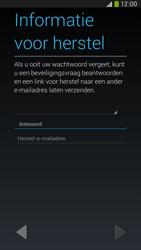 Samsung I9205 Galaxy Mega 6-3 LTE - Applicaties - Account aanmaken - Stap 14