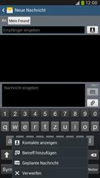 Samsung Galaxy Mega 6-3 LTE - MMS - Erstellen und senden - 12 / 24
