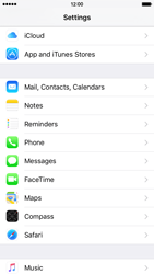 Apple iPhone 6 iOS 9 - E-mail - Manual configuration IMAP without SMTP verification - Step 4