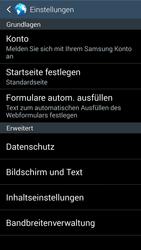 Samsung Galaxy S III Neo - Internet - Apn-Einstellungen - 23 / 29