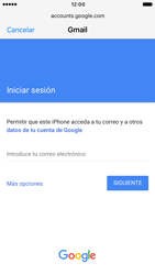 Apple iPhone 6s iOS 10 - E-mail - Configurar Gmail - Paso 6