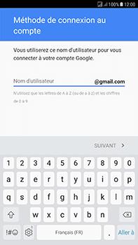Samsung Galaxy J7 (2017) - Applications - Créer un compte - Étape 10