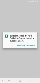 Samsung Galaxy Note9 - E-Mail - Konto einrichten - Schritt 5