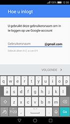 Huawei Honor 8 - apps - account instellen - stap 9