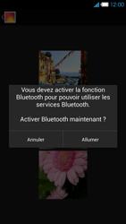 Bouygues Telecom Ultym 4 - Photos, vidéos, musique - Envoyer une photo via Bluetooth - Étape 11
