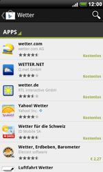 HTC A8181 Desire - Apps - Herunterladen - Schritt 12