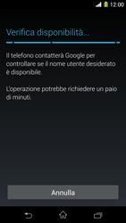 Sony Xperia Z1 - Applicazioni - Configurazione del negozio applicazioni - Fase 9
