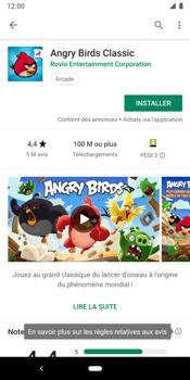 Google Pixel 3 - Applications - Télécharger une application - Étape 16