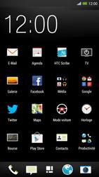 HTC One Max - SMS - configuration manuelle - Étape 3