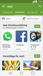 LG Spirit 4G - Apps - Installieren von Apps - Schritt 5