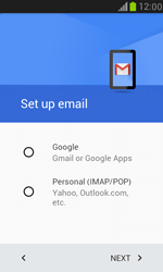 Samsung Galaxy S III Mini - E-mail - 032a. Email wizard - Gmail - Step 7