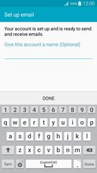 Samsung A500FU Galaxy A5 - E-mail - Manual configuration (outlook) - Step 10