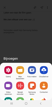 Samsung galaxy-j6-sm-j600fn-ds-android-pie - E-mail - Hoe te versturen - Stap 14