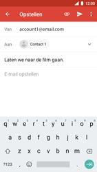 Nokia 5 - Android Oreo - E-mail - hoe te versturen - Stap 8
