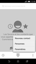HTC Desire 320 - Messagerie vocale - Configuration manuelle - Étape 6