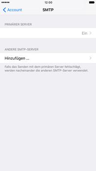 Apple iPhone 7 Plus - E-Mail - Konto einrichten - 23 / 32