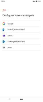 Sony Xperia 5 - E-mail - 032c. Email wizard - Outlook - Étape 8