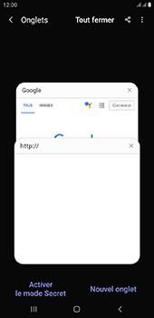Samsung Galaxy J6 Plus - Internet - navigation sur Internet - Étape 16