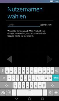 Huawei MediaPad T1 (7.0) - Apps - Konto anlegen und einrichten - 2 / 2