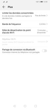 Huawei P30 - Internet et connexion - Utiliser le mode modem par USB - Étape 6