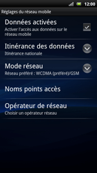 Sony Xperia Neo - MMS - Configuration manuelle - Étape 6