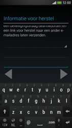HTC Desire 601 - apps - account instellen - stap 16