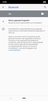 Nokia 8-1-dual-sim-ta-1119 - Bluetooth - Aanzetten - Stap 6