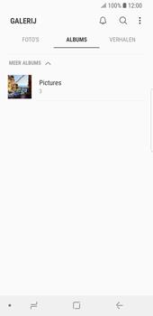 Samsung Galaxy S9 - contacten, foto