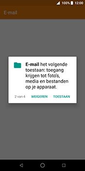 ZTE Blade V9 - E-mail - Handmatig instellen - Stap 6