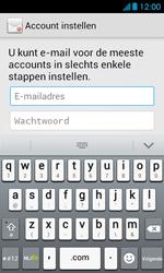 Huawei Ascend Y300 - E-mail - Account instellen (POP3 zonder SMTP-verificatie) - Stap 6