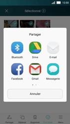Huawei Y5 - Photos, vidéos, musique - Envoyer une photo via Bluetooth - Étape 9