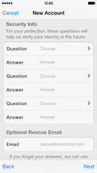 Apple iPhone 5c - Applications - setting up the application store - Step 14