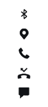 Samsung Galaxy A31 - Premiers pas - Comprendre les icônes affichés - Étape 14
