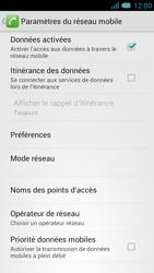 Bouygues Telecom Bs 471 - Internet et connexion - Désactiver la connexion Internet - Étape 6