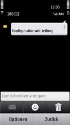 Nokia N8-00 - MMS - Automatische Konfiguration - Schritt 5
