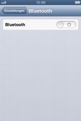 Apple iPhone 3GS - Bluetooth - Verbinden von Geräten - Schritt 6