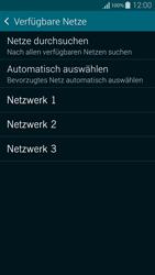 Samsung G850F Galaxy Alpha - Netzwerk - Manuelle Netzwerkwahl - Schritt 8