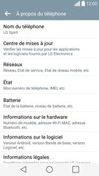 LG Spirit 4G - Logiciels - Installation de mises à jour - Étape 6