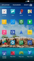 Bouygues Telecom Ultym 4 - Applications - Supprimer une application - Étape 3