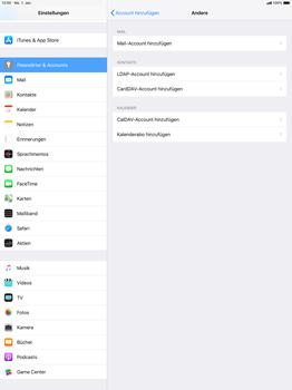 Apple iPad Pro 12.9 inch - E-Mail - Konto einrichten - 6 / 30