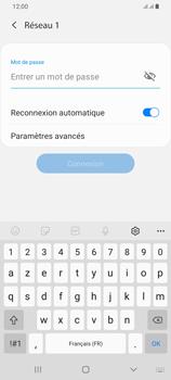 Samsung Galaxy A42 5G - Internet et connexion - Accéder au réseau Wi-Fi - Étape 8